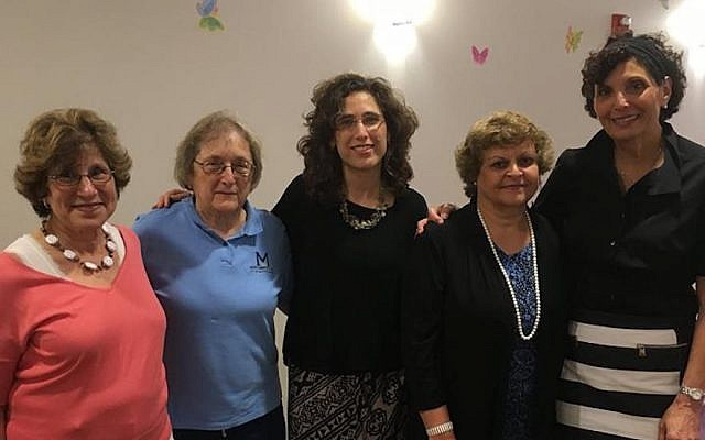 The Oheb Zedek-Cedar Sinai Synagogue in Lyndhurst, Ohio has become what is perhaps the first Orthodox synagogue to elect an all-female slate of officers. (Facebook)