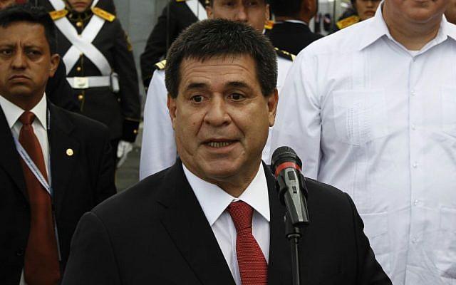 Paraguayan President Horacio Cartes (Flickr/Agencia de Noticias ANDES/CC BY-SA 2.0)