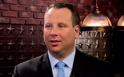 Sam Nunberg (YouTube screen capture)