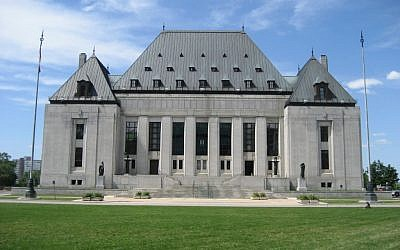 Supreme Court of Canada in Ottawa (CC BY detsang, Flickr)