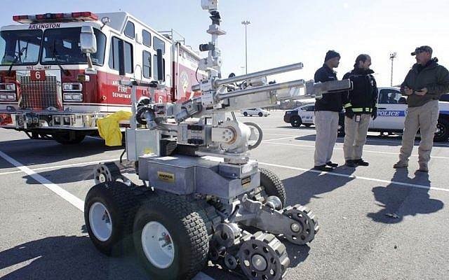 Dallas police s use of robot to kill sniper opens ethical debate ... f44152696fd