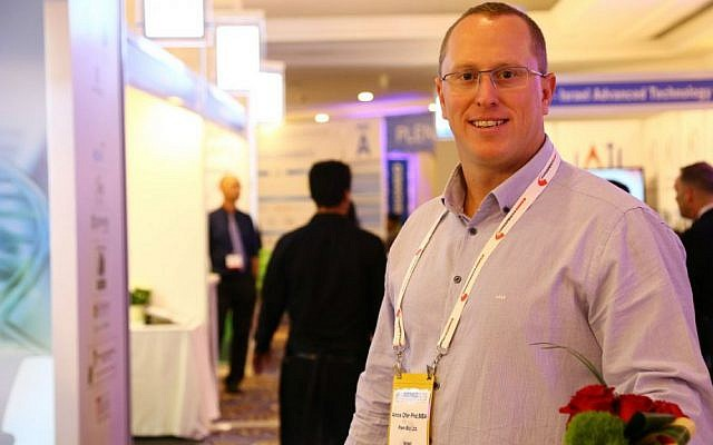 PamBio's CEO Amos Ofer (Courtesy)