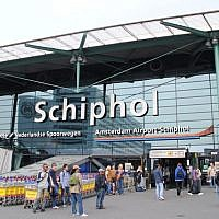 Amsterdam's Schiphol Airport (CC-BY-SA Cjh1452000/Wikipedia)