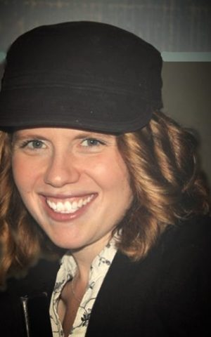 Andrea Frazier, writer and publisher of the 'Tippling Through The Torah' blog. (Courtesy)