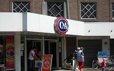 C&A department store in Netherlands (CC BY-SA, Erik1980 Wikipedia)