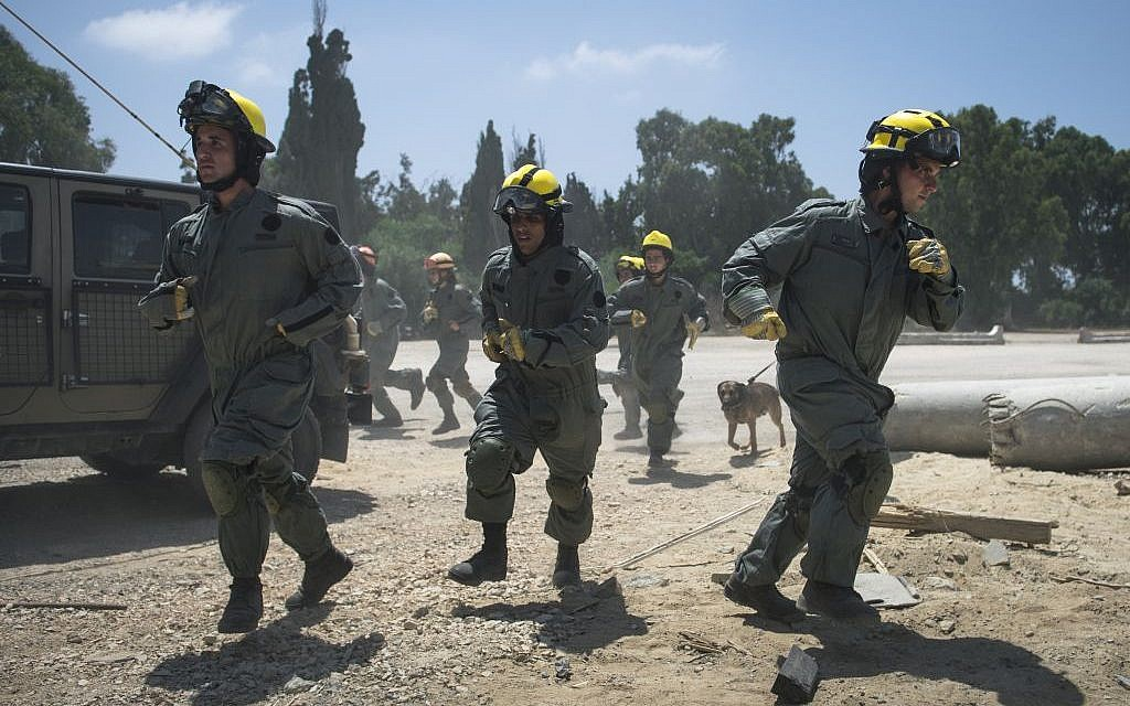 Warning sirens to sound throughout Israel during major military drill