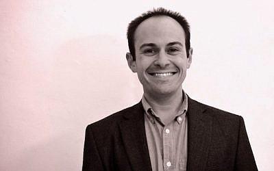 Freightos marketing director Eytan Buchman (Courtesy)