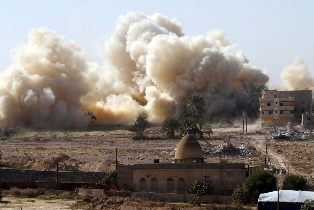 IS in Sinai: Israel conducted multiple airstrikes against us   The