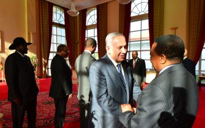Setback to Netanyahu Outreach: Israel-Africa Summit Postponed