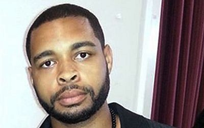 Micah Johnson, the 25-year-old black Army veteran who carried out the sniper-style attack in Dallas that killed five police officers, July 7, 2016. (Facebook via AP)