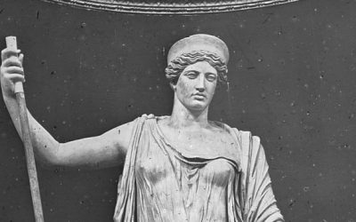 Juno; Vatican, Rome. Brooklyn Museum Archives, Goodyear Archival Collection. (Wikipedia/public domain)
