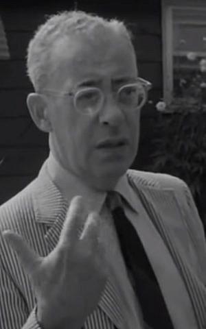 Saul Alinsky in 1967 (Screen capture: Youtube)
