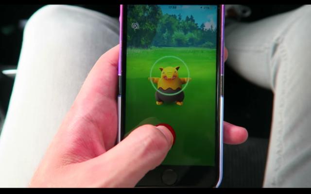 Pokemon Go. (YouTube screenshot)