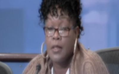 Sheila Tyson, Birmingham Alabama councilor (screen capture: Youtube)