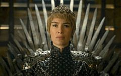 In this undated image released by HBO, Lena Headey appears in a scene from 'Game of Thrones.' (HBO via AP, File)