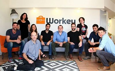 A Workey team (Courtesy)