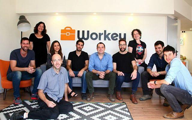 A Workey team (Courtesy)