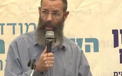 Yigal Levinstein (YouTube)