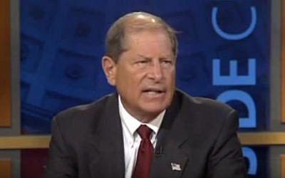 Former New York congressman Bob Turner (YouTube screenshot)