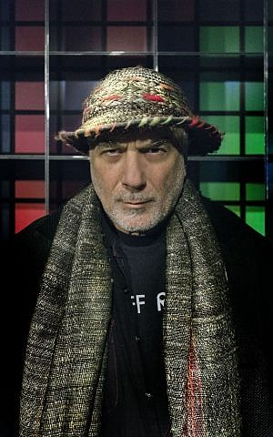 Ron Arad wears many hats, from industrial designer, to artist, to architect. (Howard Kingsnorth)
