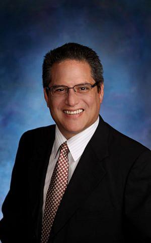 J. Kalani English has served on Hawaii's senate since 2000. He visited Israel 10 years ago. (Courtesy)
