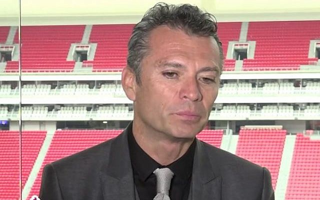 Jose Luis Higuera, CEO of the Ominilife Chivas group, which owns the Chivas soccer team. (YouTube/Periódico Chivas)