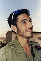 Staff Sgt. Itay Steinberger, who died in a Hezbollah missile attack on August 12, 2006. (courtesy)