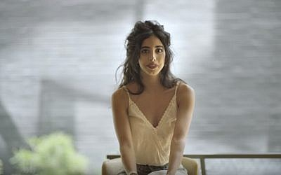 Arab Israeli actress Samar Qupty (YouTube screenshot)