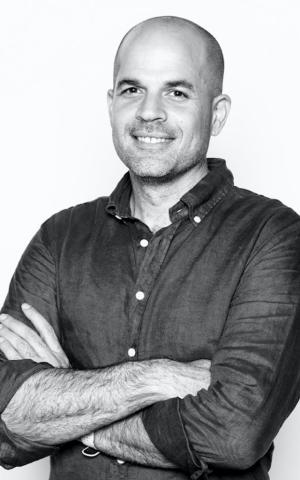 Tsafrir Atar, head of Citi's accelerator program in Tel Aviv (Courtesy)