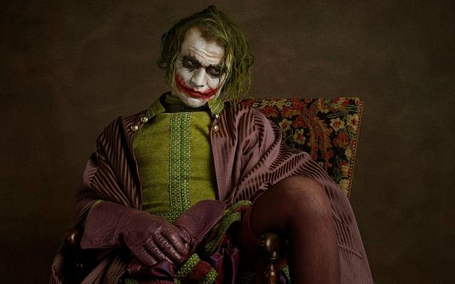 Detail from photo from 'Super-Flemish' series by Sacha Goldberger. (Courtesy)