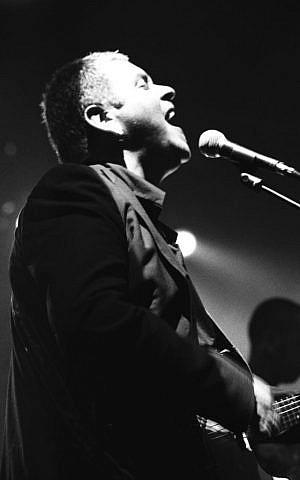 Russian-Israeli rock singer Arkadi Duchin will open for Queen at their September 12, 2016 concert in Tel Aviv (Courtesy Arkadi Duchin)
