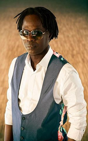 The Senegalese musician Baaba Maal, who will be performing at Sacred in Jerusalem (Courtesy Rob O'Connor)