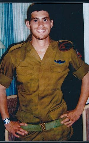 Michael Levin (Lone Soldier Center)