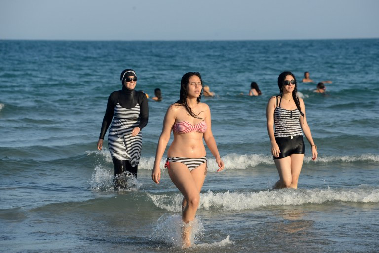 bc375e824f687 Burkini ban great for business, says Israeli-French modest swimsuits ...