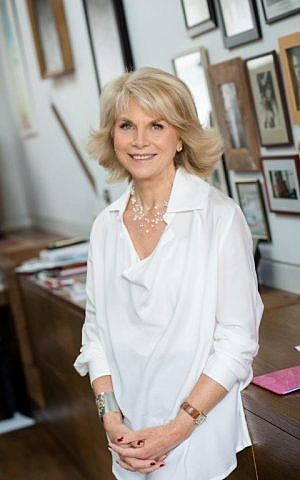 Anne Sebba, author of 'Les Parisiennes,' published by Orion Books. (Courtesy)