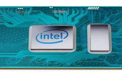 Intel's 7th Generation Core U-series with logo (Courtesy)