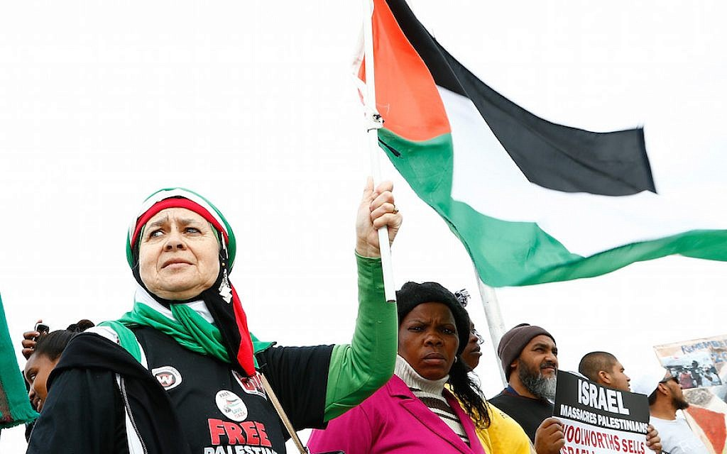Israeli academics dropped from conference in South Africa