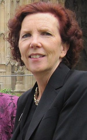 Baroness Janet Royall of Blaisdon (CC BY; 38 Degrees; Wikipedia)