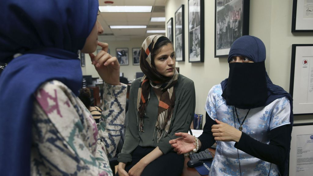 muslim women chicago