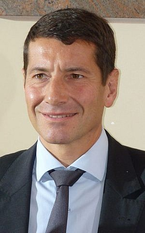 Cannes Mayor David Lisnard (Wikimedia Commons, Frantogian, CC BY-SA 3.0)
