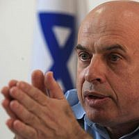 Natan Sharansky (Nati Shohat/Flash90)