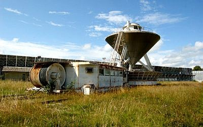 Feed cabin of Ratan-600 (CC BY Konstantin Malanchev, Flickr)