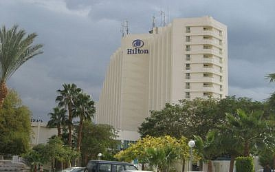 The Hilton Taba, rebuilt after the 2004 bombings (NYC2TLV / Wikipedia)