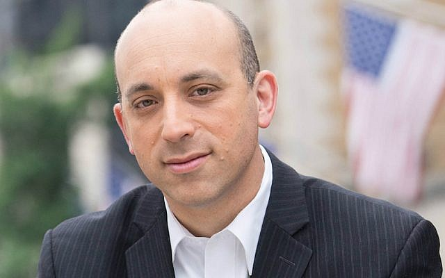 Jonathan Greenblatt, national director of the Anti-Defamation League. (Courtesy of ADL/via JTA)