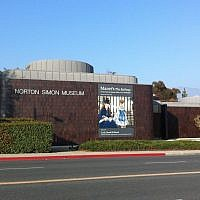The Norton Simon Museum in Pasadena, California, January 21, 2015. (AP Photo/John Antczak,)