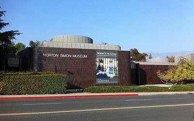 The Norton Simon Museum in Pasadena, California, January 21, 2015. (AP Photo/John Antczak, File)