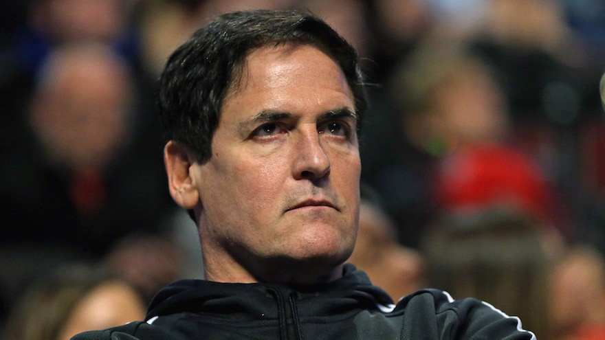 Mavericks owner Mark Cuban says he is 'considering' running for president