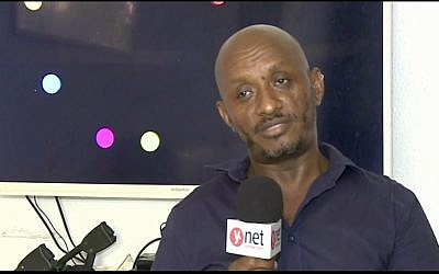 Girma Mengistu (Screen capture/Ynet)