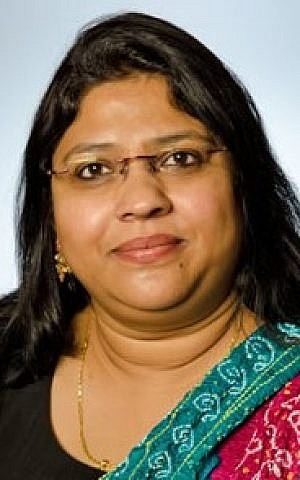 Mamta Verma, Industries Commissioner, Government of Gujarat (Courtesy)