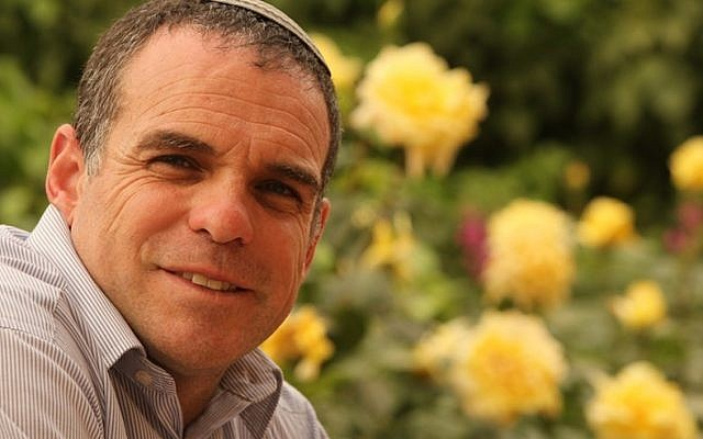 Efrat Mayor Oded Revivi (Avi Hyman Communications)